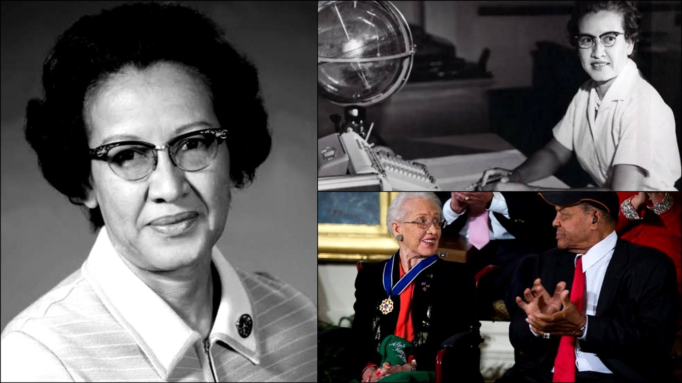 Virginia School Named After A Confederate Soldier To Be Renamed After Black NASA Mathematician Katherine Johnson