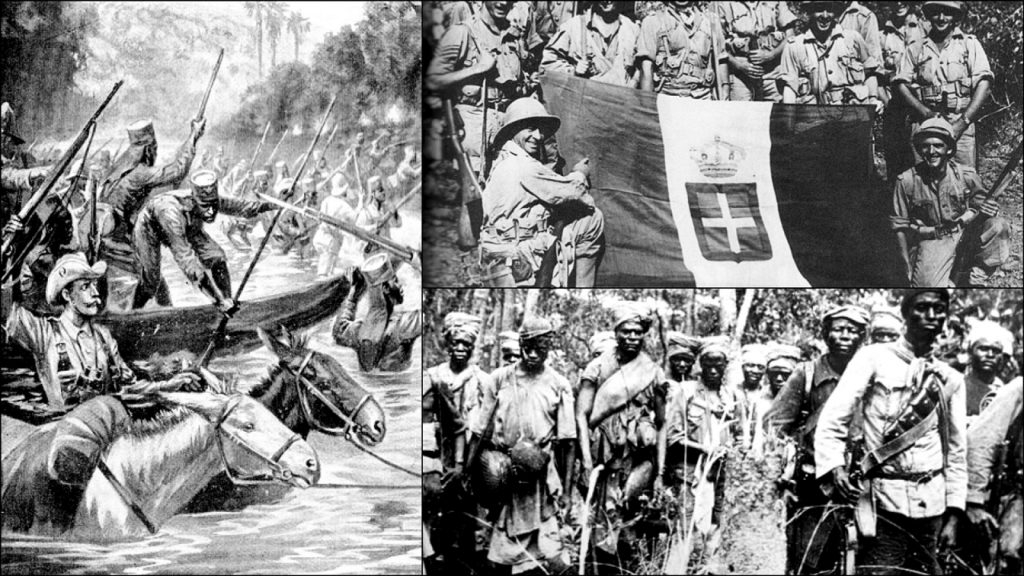 World War I Continued for two weeks in Africa after it had officially ended In Europe