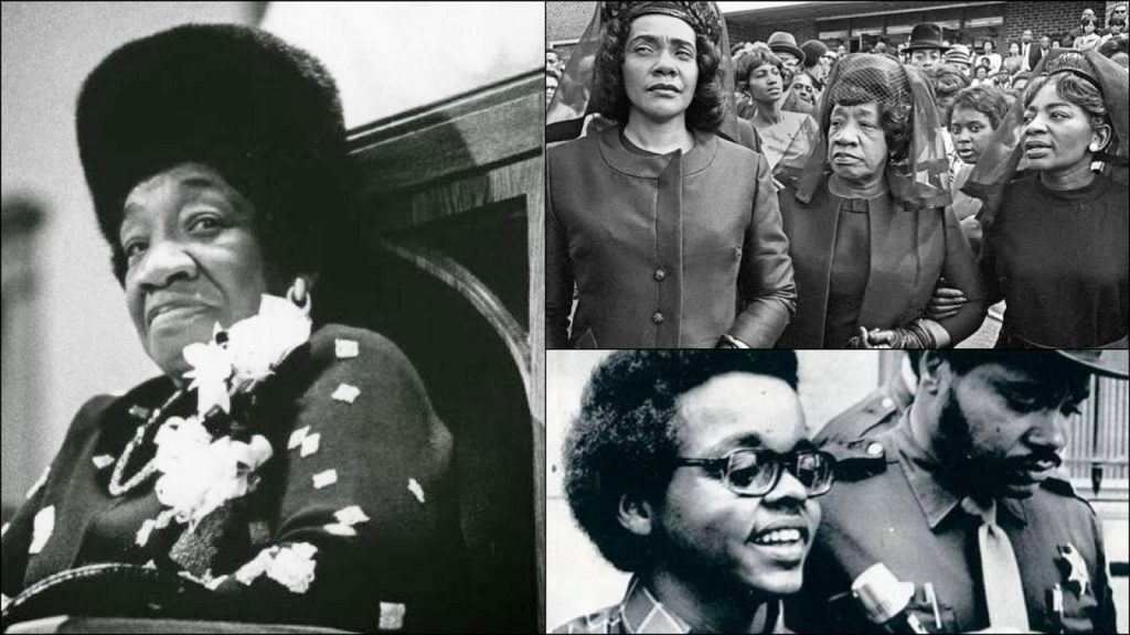 An Account of the Assassination of MLK's Mother Alberta King In 1974, Six Years After MLK's Murder