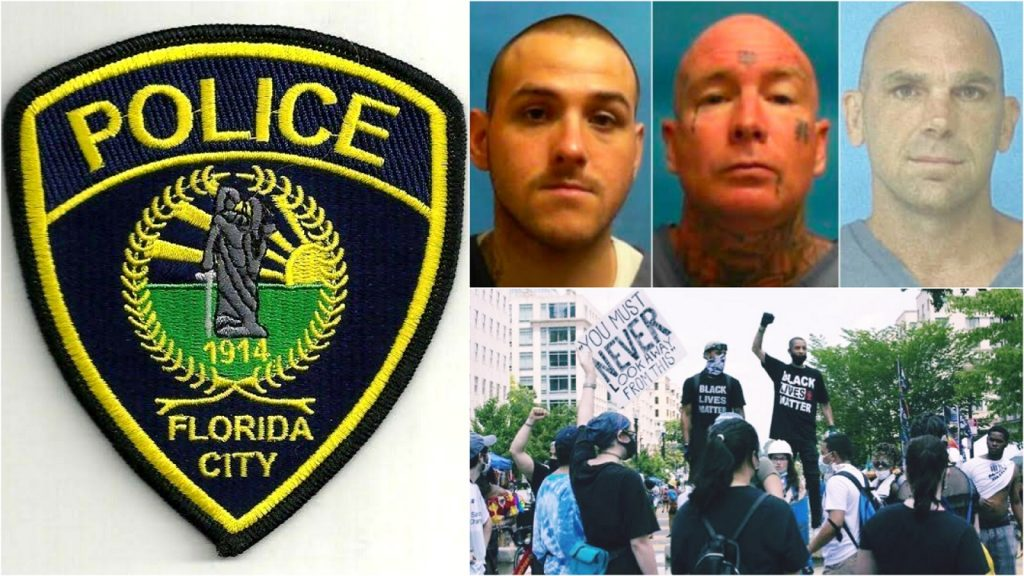 Corrupt Officers Face Multiple Charges For Working For White Supremacist Gang Who Attacked BLM Protest