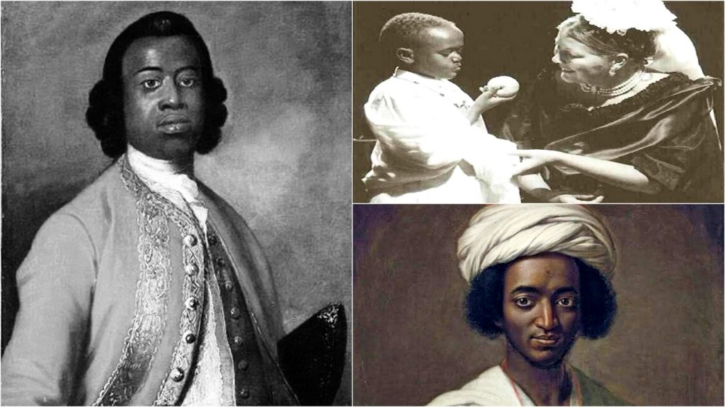 Five African Princes Who Were Forcibly Taken Or Stolen From Their Families By Colonizers