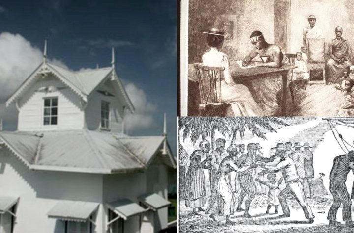 History Of Ashanti Prince Who Designed And Built A Signal Station In Trinidad For The British In 1883 (Nana Kofi Ntim)