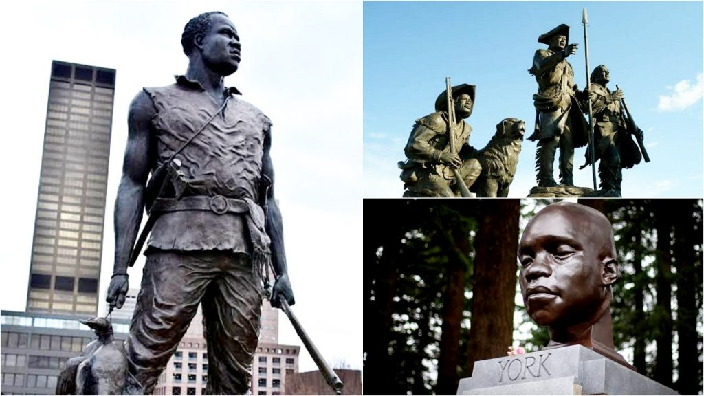 History Of Black Adventurer Who Joined Lewis And Clark On Their Expedition & Was Denied His Freedom After