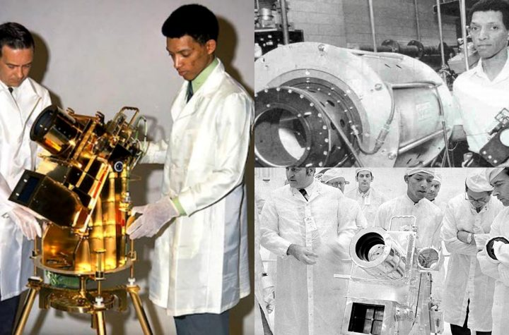 History Of George Carruthers, The Black Inventor Whose Camera Took The First Pictures Of Space