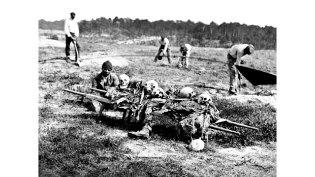 How 20000 Freed Slaves Died In Mississippi Concentration Camp From Starvation After The Civil War Devils Punchbowl 2