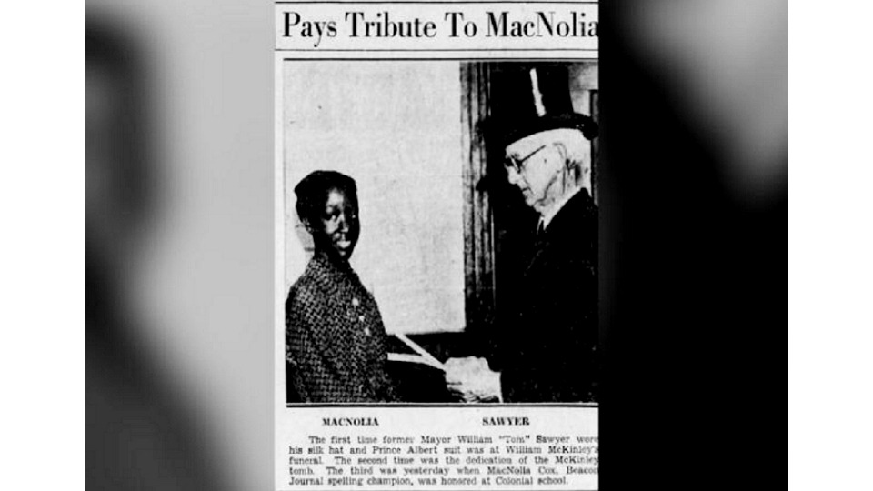 How MacNolia Cox's Spelling Bee Victory, Journey, And College Was Marred By Racism In 1936
