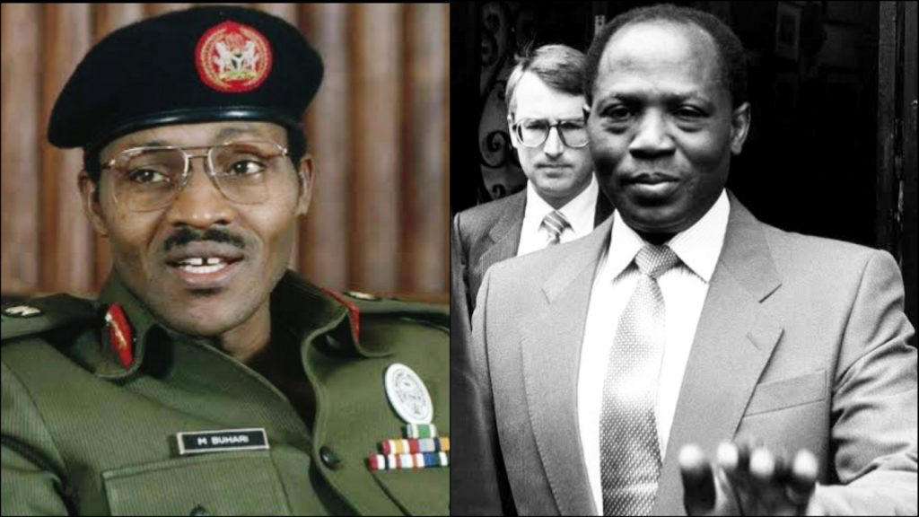 How President Buhari kidnapped an exminister in London and bundled him into a crate bound for Lagos Nigeria