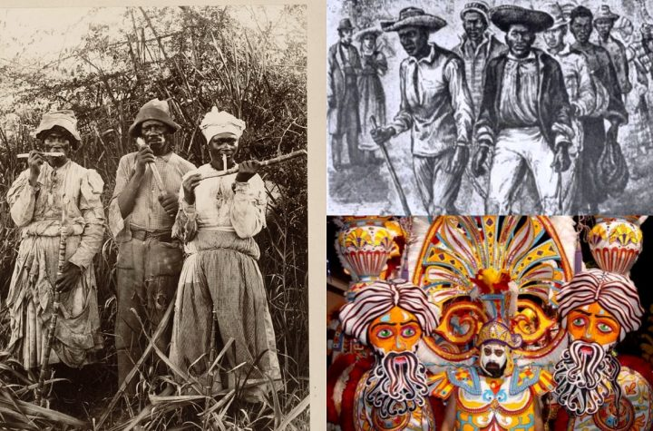 How The Enslaved Igbo People From Africa Influenced Libation Pouring And Patois Language In Jamaica