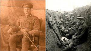 How The Only Black South African Soldier In Canada's WWI Army Was Murdered By Allies (Charlie Some)