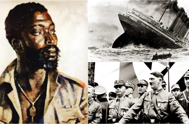 Meet African War Hero Who Sank A German Ship With Bomb Made From MilkCan But Was Refused Highest Decoration