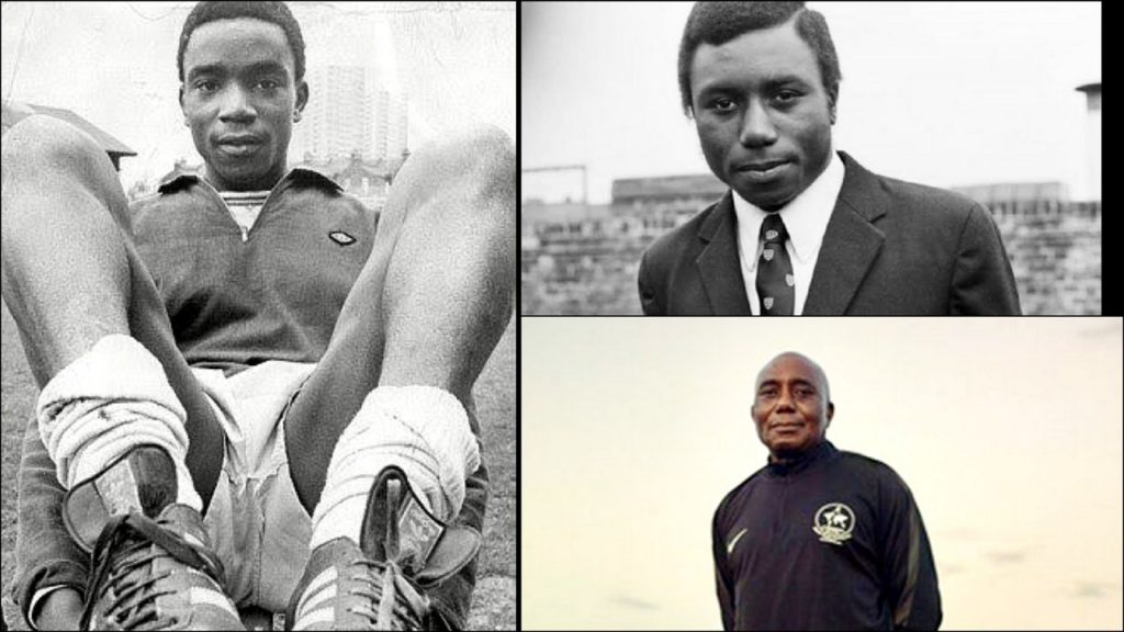 Meet Benjamin Odeje, England's First Black Footballer Who Waited 42 Years To Be Recognized