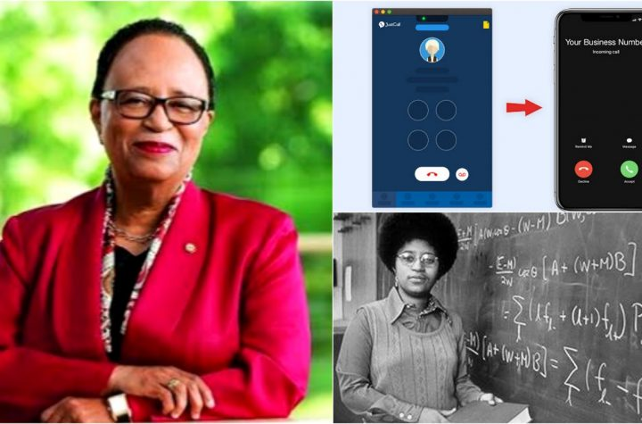 Meet Dr Shirley Jackson Black Woman Who Invented The Caller ID And Call Waiting