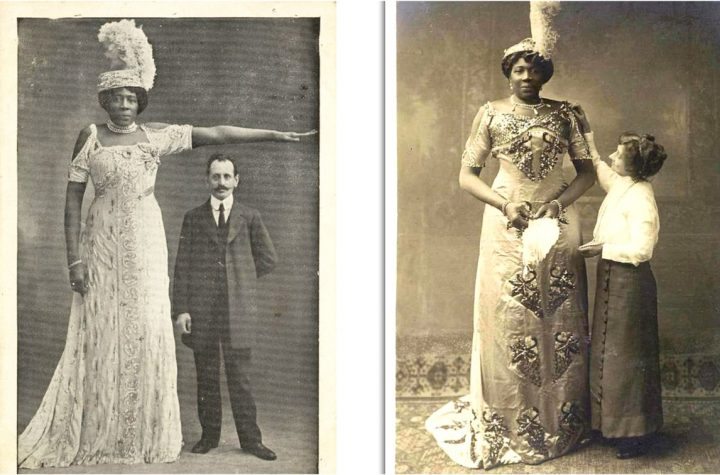 Meet Ella Williams, Famed To Be The World's Tallest Woman In The Late 1800s