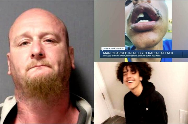 Michigan Man Will Spend 5Years In Prison For Smashing Bike Lock Into Black Teens Face & Screaming Black Lives Don't Matter