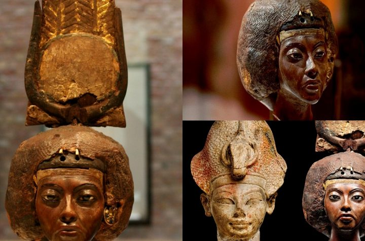 Queen Tiye The Influential Wife Of Pharaoh Amenhotep III Whose Demise Brought The 18th Dynasty Of Ancient Egypt To An End