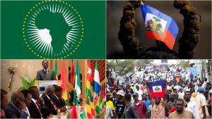 The African Union Has Denied Haiti Membership Saying Haiti Is One of Us Its Just Not African Enough