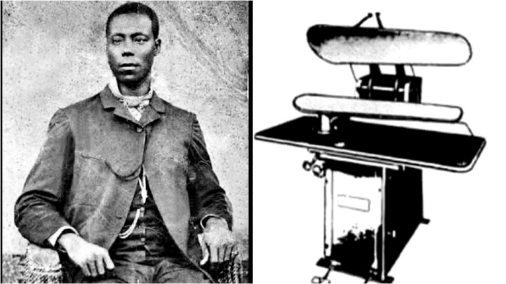 The First African-American To Hold A Patent Invented 'Dry Scouring' That Led To Dry Cleaning Machines