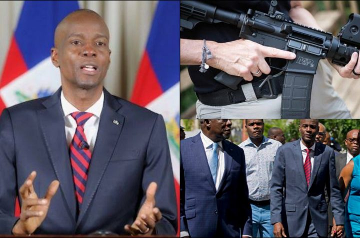 The Haitian President Has Been Assassinated By Supposed DEA Agents With Heavy-Caliber Weapons