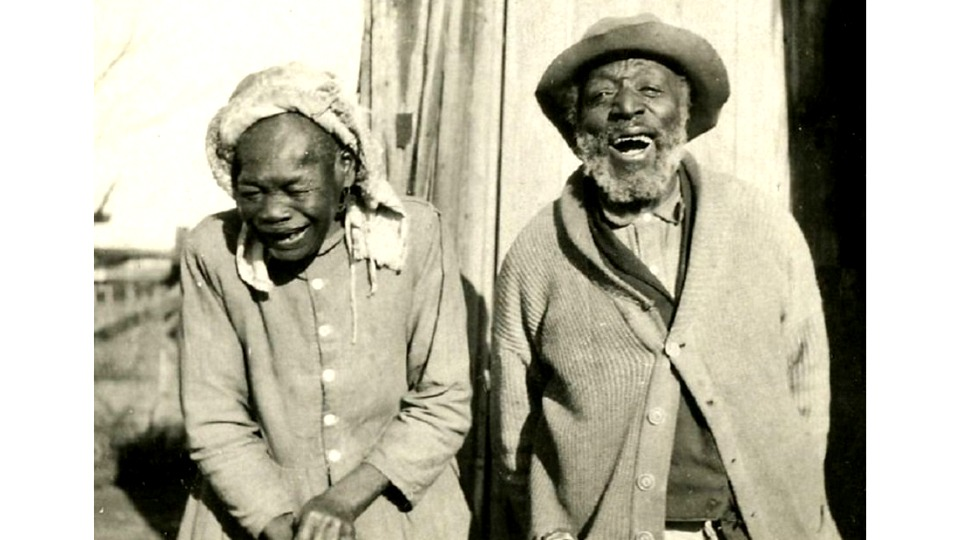 These Enslaved Black People As Of The 1960s Did Not Know Slavery Had Ended