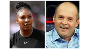 White TV Show Host Who Compared Serena Williams To A 'Monkey At The Zoo' Will Not Be Fired, But Fined Only $1K