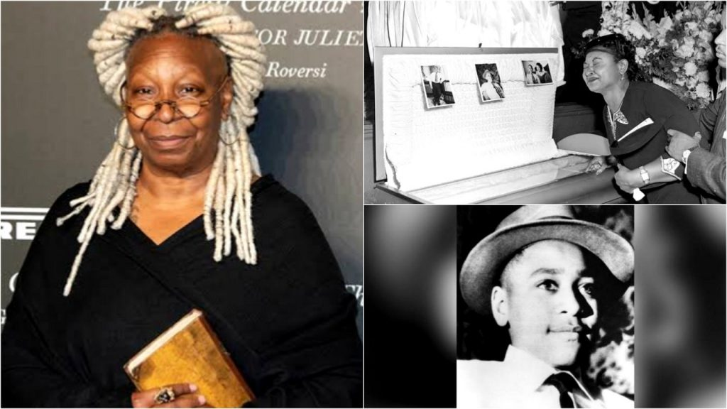 Whoopi Goldberg To Star In Movie About Emmett Till's Mothers Fight For Justice