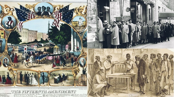 15th Amendment – How Blacks Were Deceived With A Law That Made Voting Hard Till 1965