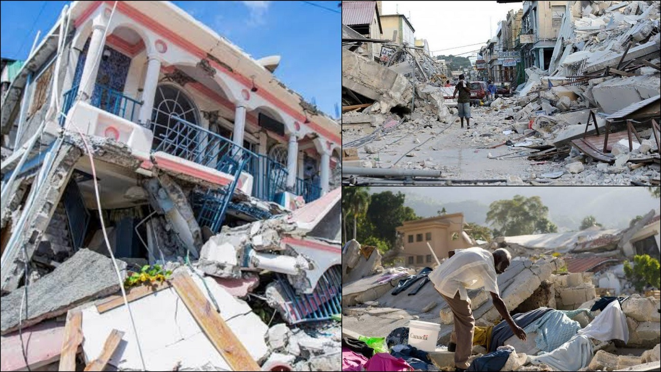 About 300 Have Died In A 7.2 Magnitude Earthquake In Haiti - More Powerful Than Catastrophic 2010 Temblor