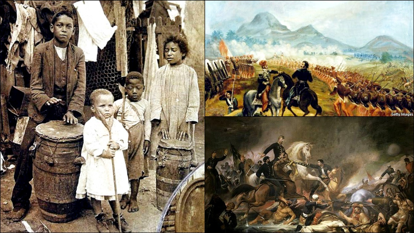 Argentina Eliminated 90% Of Africans After Slavery Through Genocide Disease And Racial Dilution
