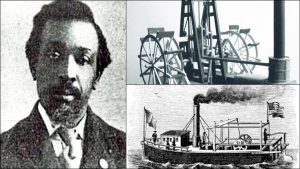 Benjamin T. Montgomery Invented A Steamboat Propeller In 1864 But Was Denied A Patent Because He Was Enslaved