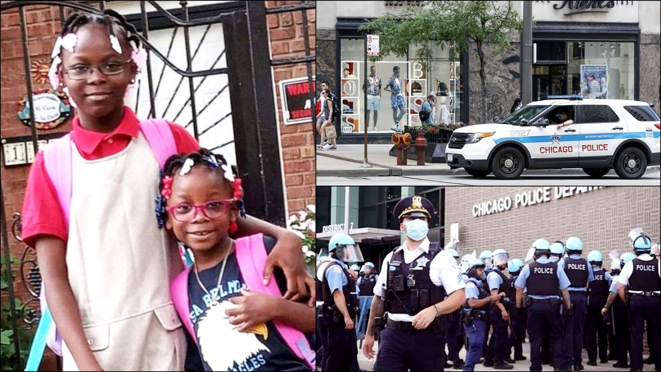 Black Family Sues Chicago Police For Pointing Guns At Children During A Wrongful Raid