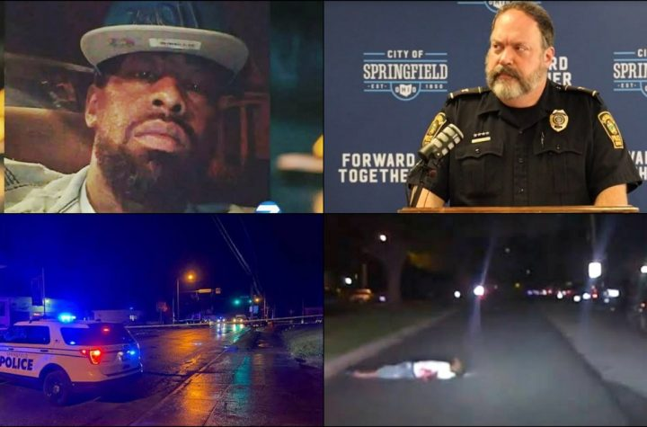 Black Man Eric Cole Dies After Being Shot And Run Over By A Police Car In Springfield Ohio
