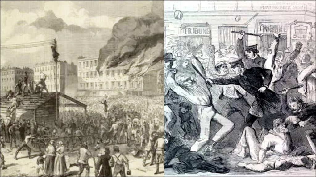 Detroit Rate Riot Of 1863 – When White Mobs Attacked Black Community For Joining The Military