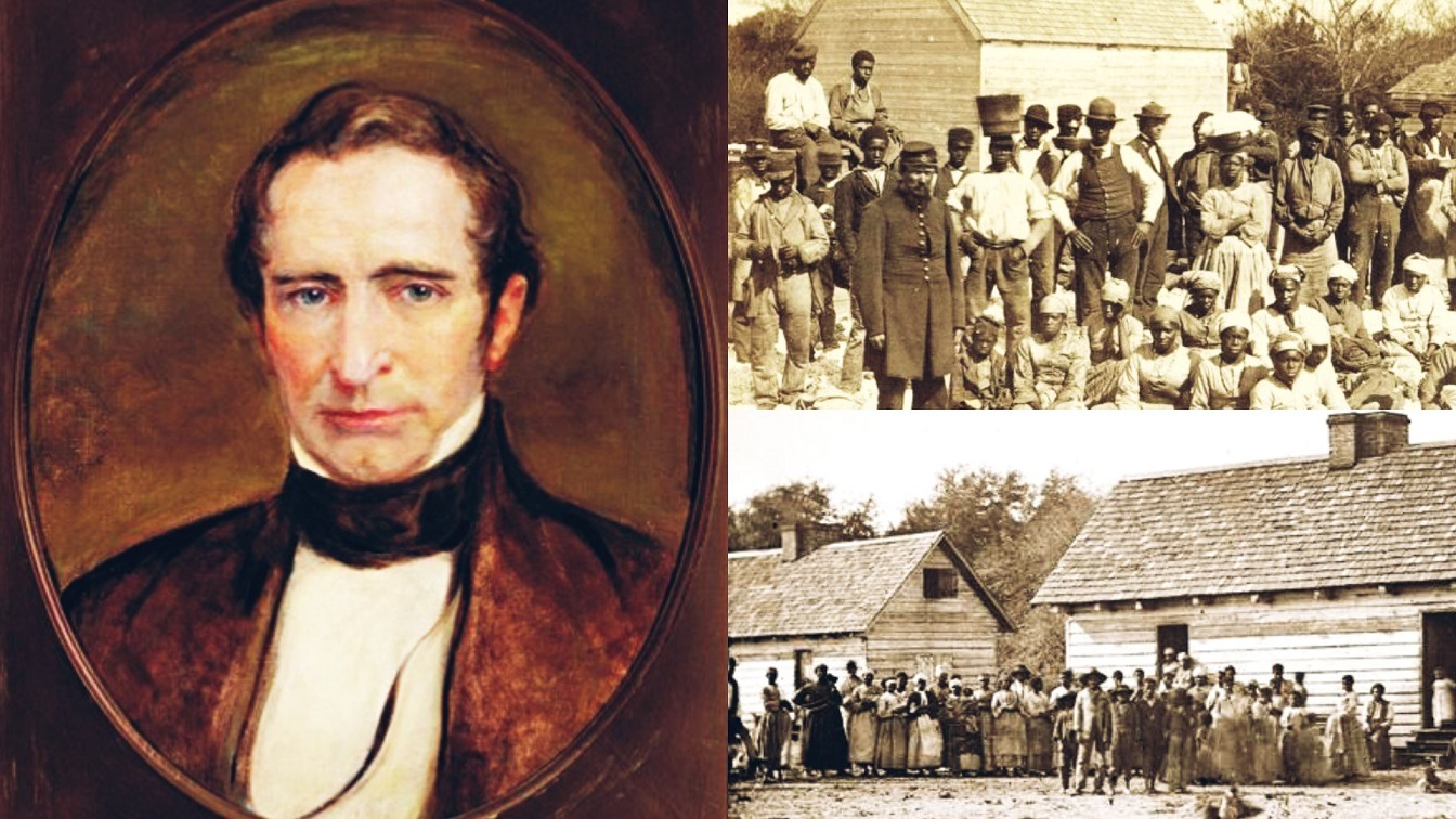 Historical Records Reveal That Abolitionist Johns Hopkins Actually Owned Slaves In The 1800s