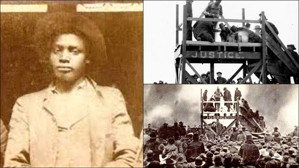 How A Black Man, Henry Smith Was Lynched In Front Of 15,000 White People In 1893