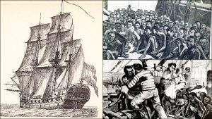 How Dutch Slave Ship Captain Murdered 664 Captured Africans Below The Deck Of His Ship In A Voyage From Ghana To Holland In 1738