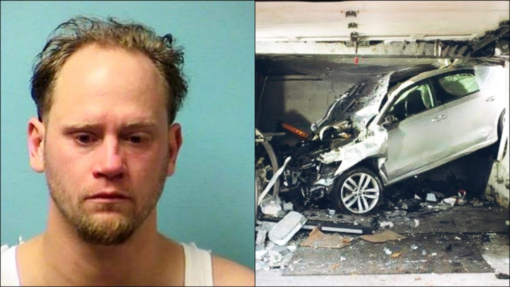 How Minnesota White Man Stalked This Interracial Couple And Rammed Stolen SUV Into Their Home