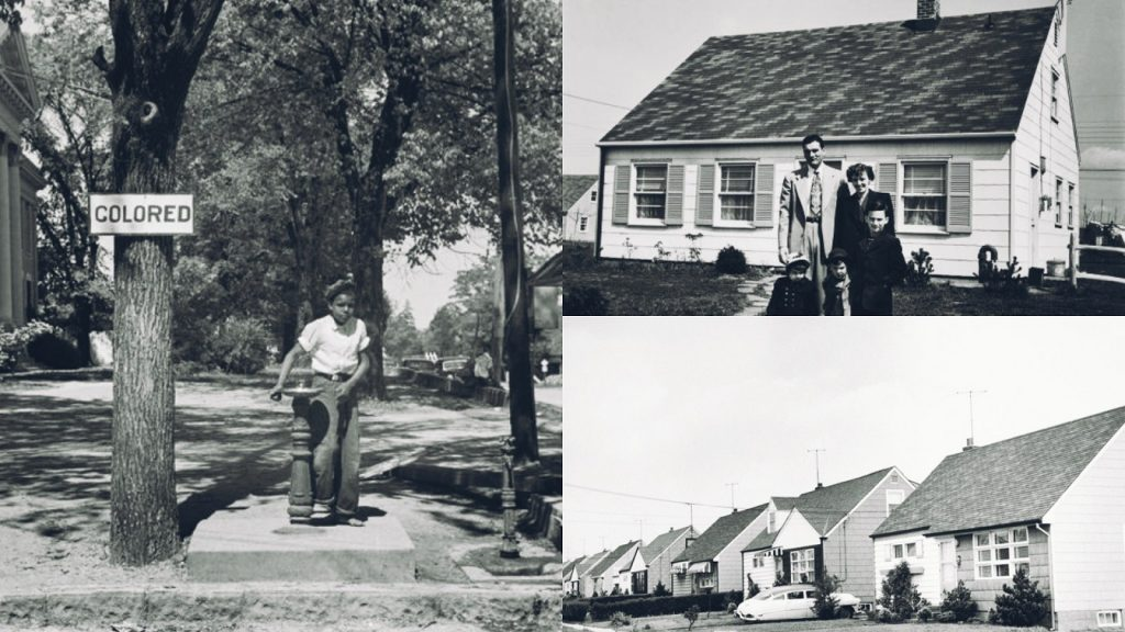How The 'First Suburb' In America Succeeded In Keeping Black People Out