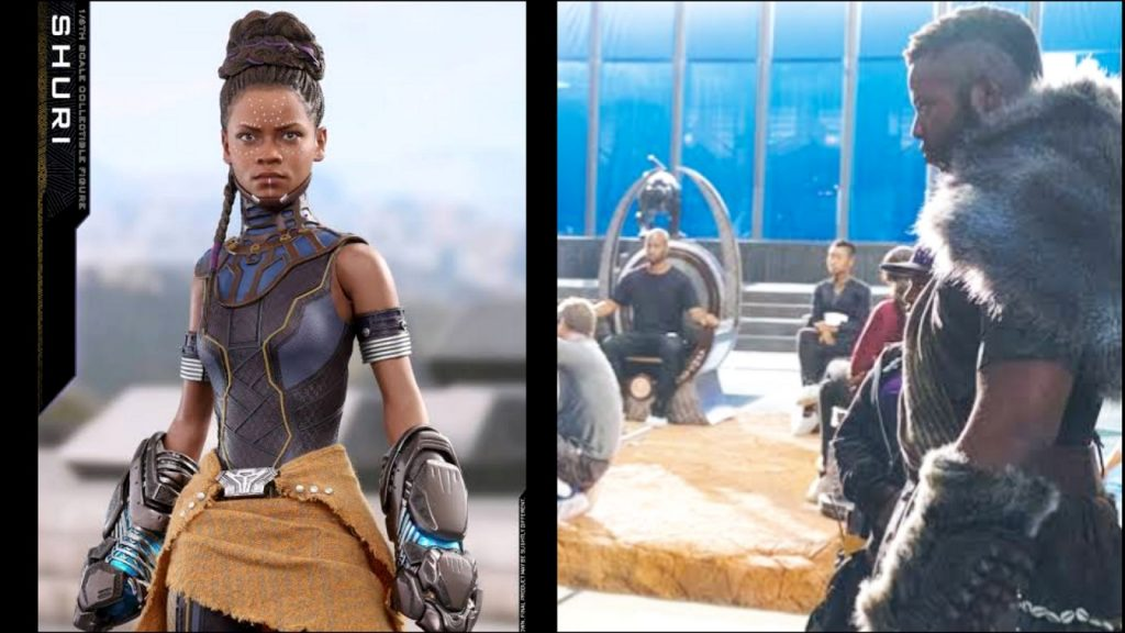 Letitia Wright Has been Hospitalized Following An Accident On The Black Panther 2 Set
