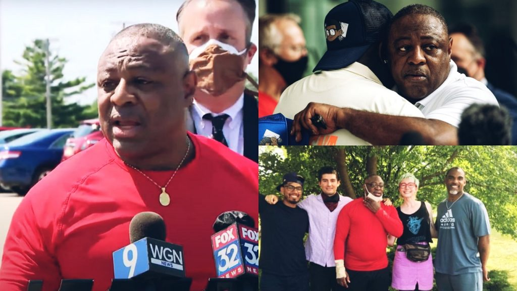 Man Tortured Him Into Signing False Confession Exonerated After Nearly 30 Years In Prison