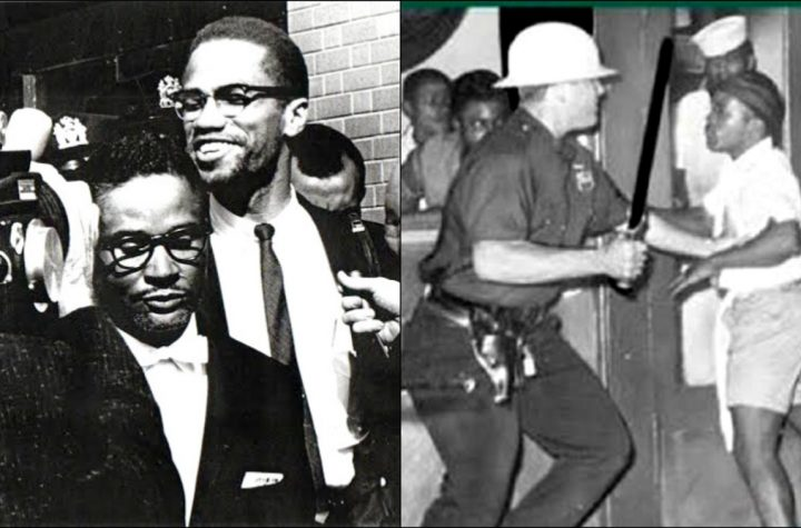 Mau Mau Society Of Harlem The Guards Of Black Power Leaders Marked As Extremist Group By The US Govt In The 1960s