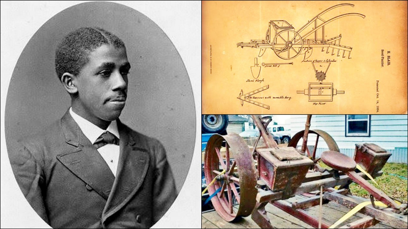 Meet Henry Blair The African American Who Invented The Mechanical Corn Planter In 1834