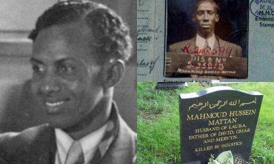 Murder Of Mahmoud Mattan British Somali Seaman Hanged With Faked Police Evidence In 1952