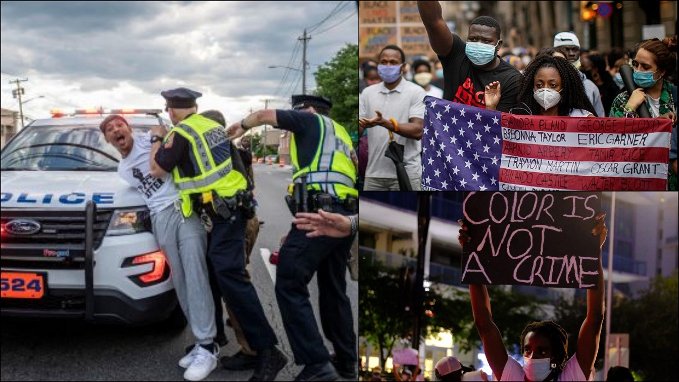New York County Lawmakers Just Passed a Bill To Allow Police to Sue Protesters And Activists