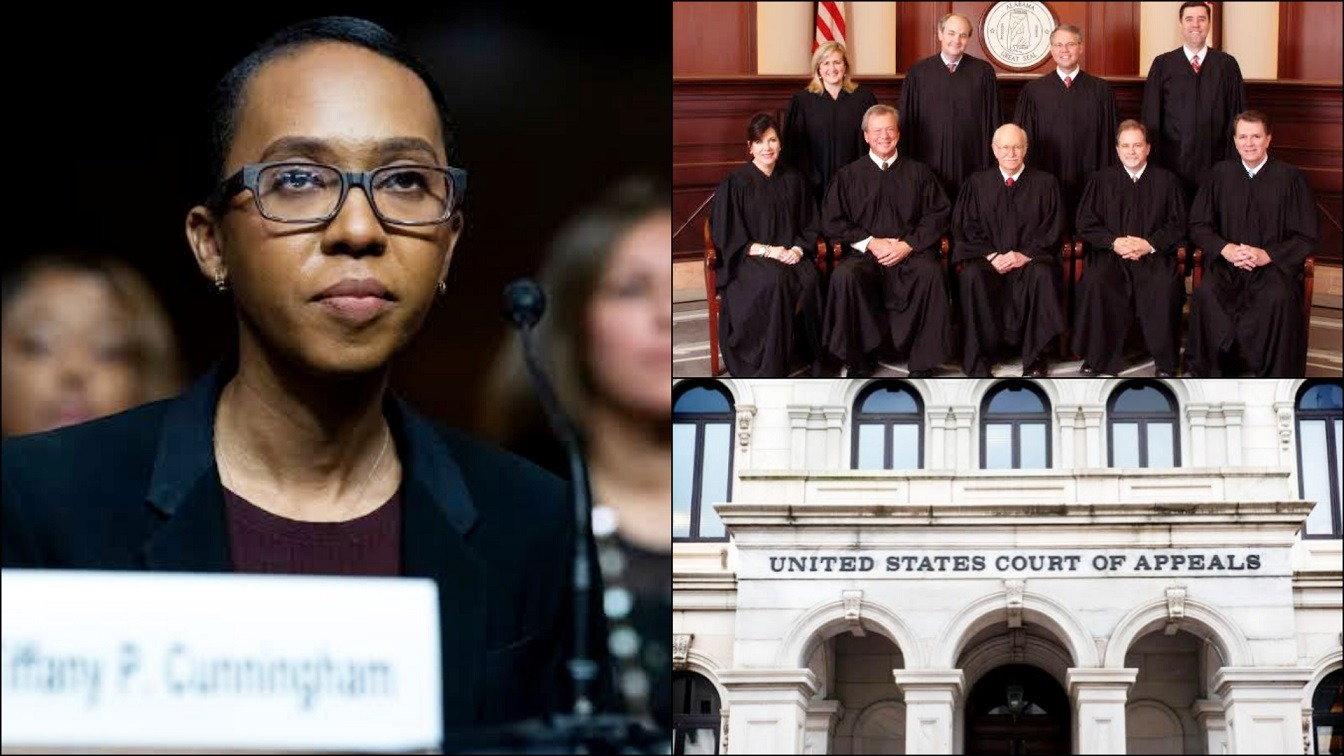Tiffany P Cunningham Has Been Confirmed as The First Black Judge for the Federal Circuit