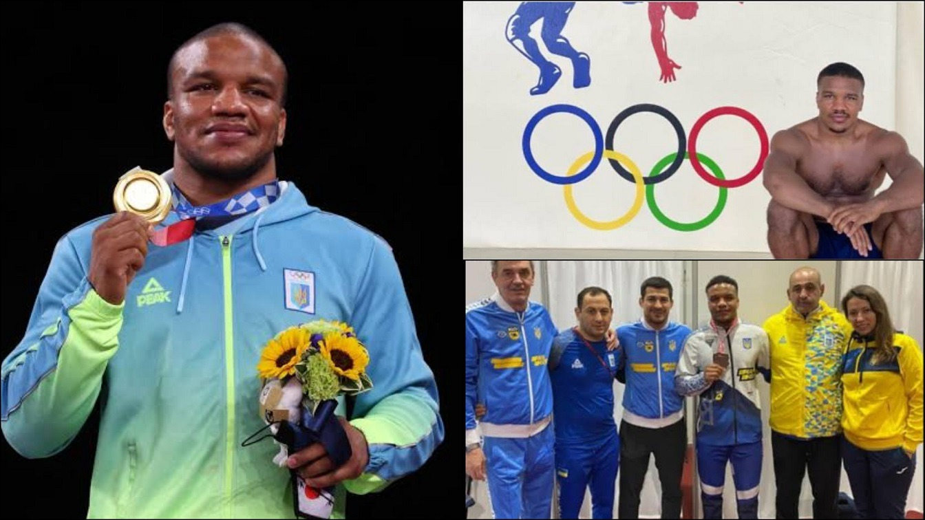 Ukraines Black Olympian Was Called Black Monkey After He Won The Nations Only Tokyo Gold Medal