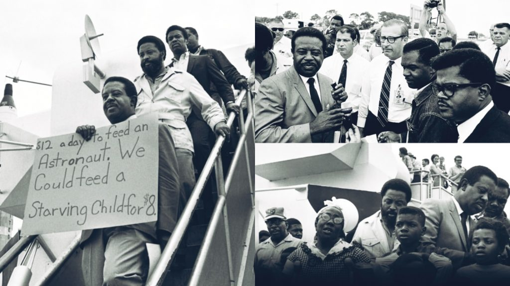 Why Black Americans Protested The Moon Landing Of Apollo 11 In 1969