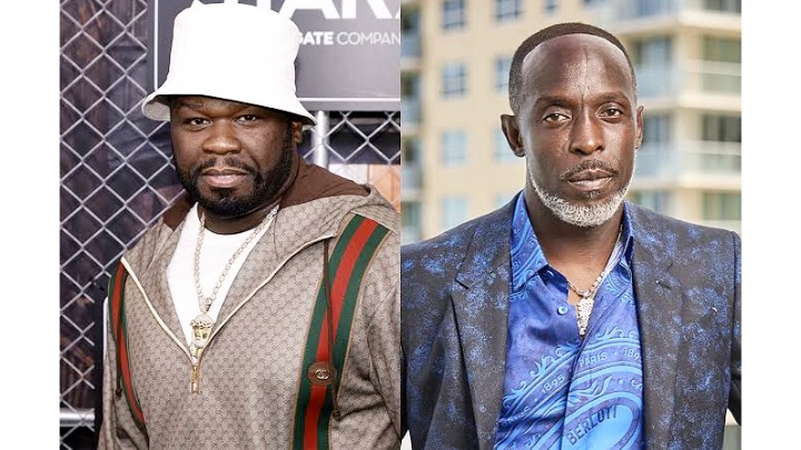 50 Cent Slammed For Annoying Instagram Post About Death of Actor Michael K Williams