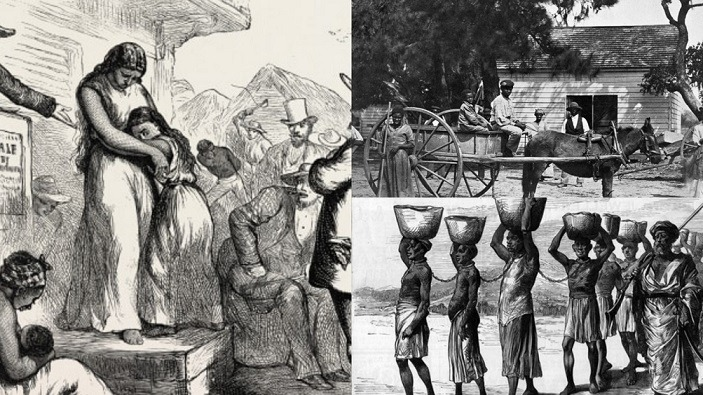 A Detailed Timeline Of The History of Slavery Of Africans in America