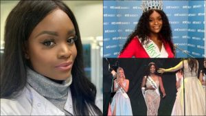 An Igbo Pamela Uba Makes History As The First Black Woman To Be Crowned Miss Ireland