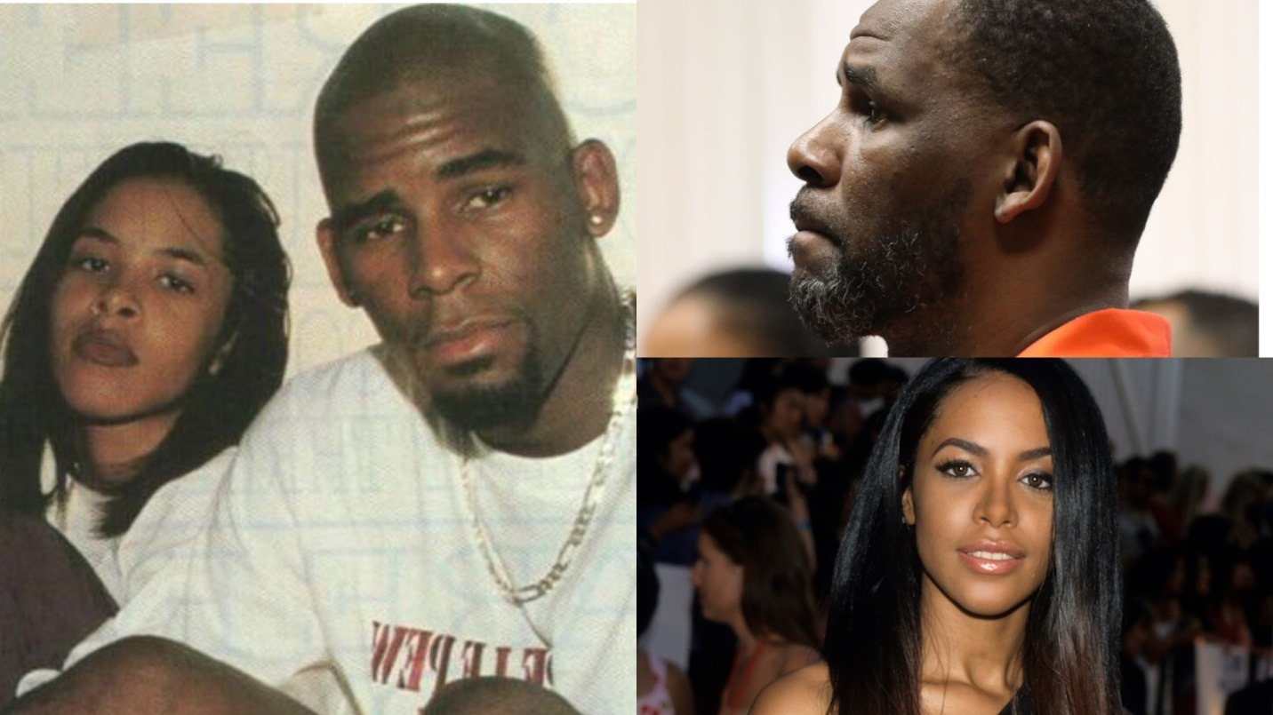 Backup Singer Says She Witnessed R Kelly Performing Sexual Act On Underaged Aaliyah